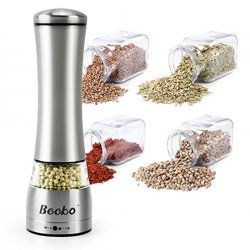 Stainless Steel Spice Grinder
