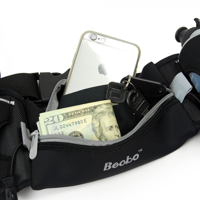 Hydration Running Belt with Cell Phone Pocket